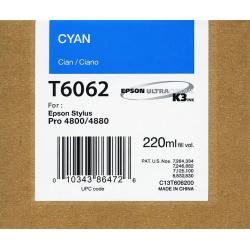 EPSON T 6062 CYAN