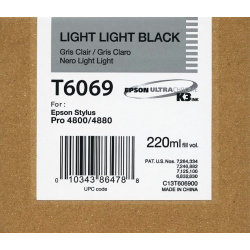 EPSON T 6069 LIGHT LIGHT BLACK
