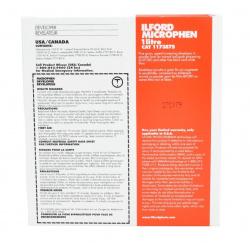 Ilford Microphen fine grain film developer CAT1173875