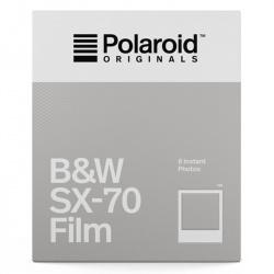 Polaroid SX 70 B&W