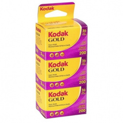 Kodak GOLD 200 135-36 / 3-Pack