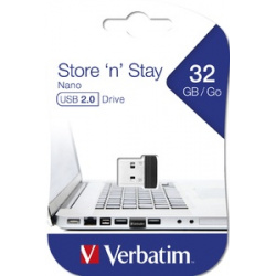 Verbatim Store 'n' Stay Nano 32GB USB 2.0