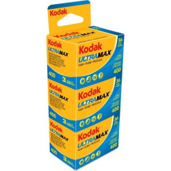Kodak Ultra max GC 400 135-36 3-PACK